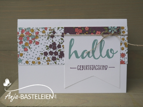 "Sale-A-Bration ""Hallo"" - ""Hello"" #141273"