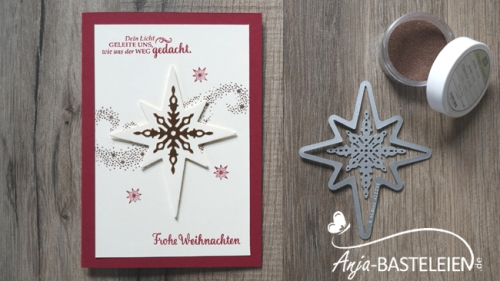 "Produktpaket ""Weihnachtsstern"" #143509 - Star of Light"