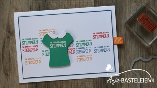 "Sale-A-Bration ""Designer-T-Shirt"" #144307 meets roduktpaket ""Custom Tee"" #144724"